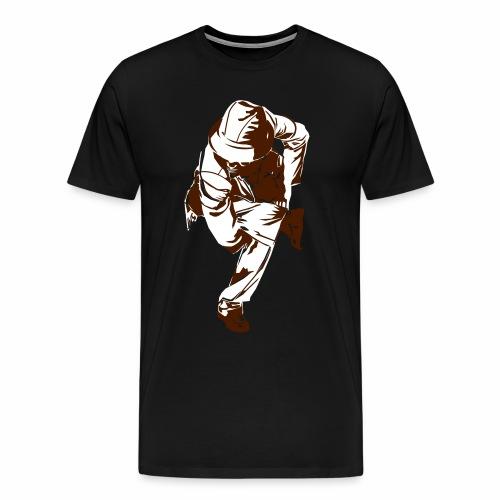 Tänzer Aufdruck - Männer Premium T-Shirt