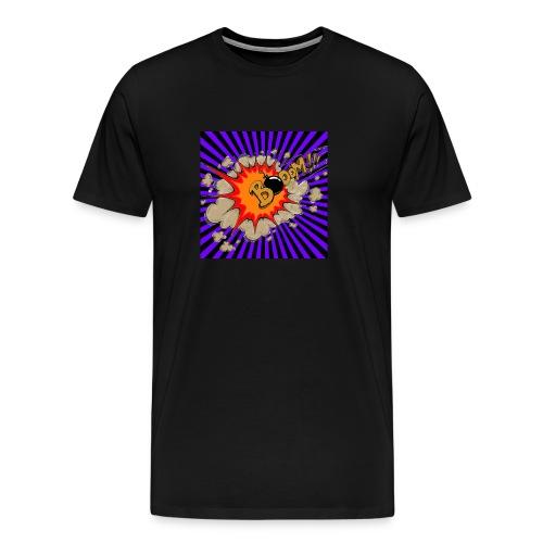 LOGO CANAL - Men's Premium T-Shirt