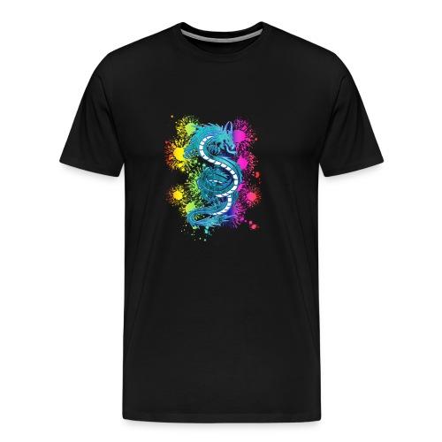 drache2 - Männer Premium T-Shirt
