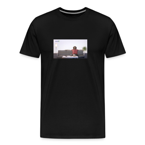 Elkjøp-Daniel - Premium T-skjorte for menn