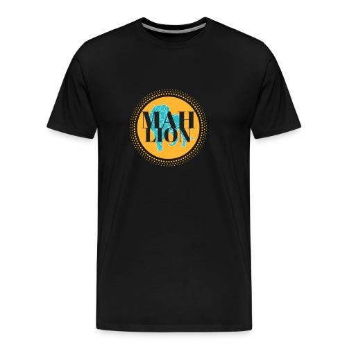 MAH LION - Men's Premium T-Shirt