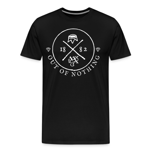 Out Of Nothing - Men's Premium T-Shirt