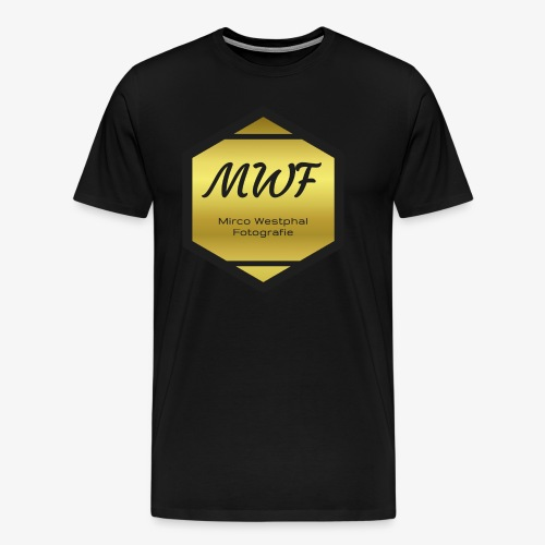 Golden Series - Männer Premium T-Shirt