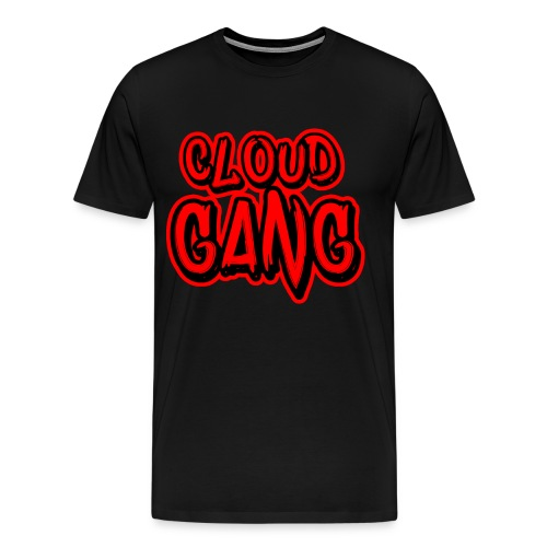 Cloud Gang OG Logo - Men's Premium T-Shirt