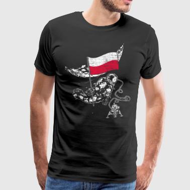 Polen - Männer Premium T-Shirt