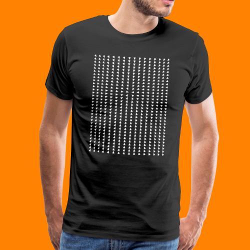Zum Herz - Männer Premium T-Shirt