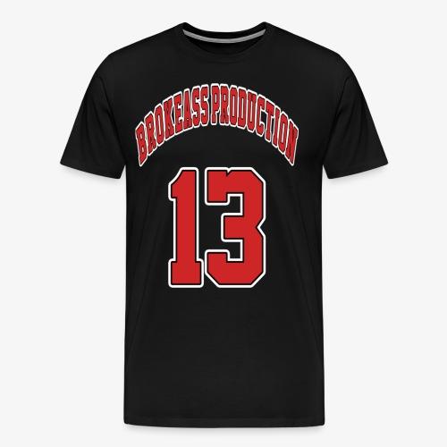 Brokers Production - Männer Premium T-Shirt