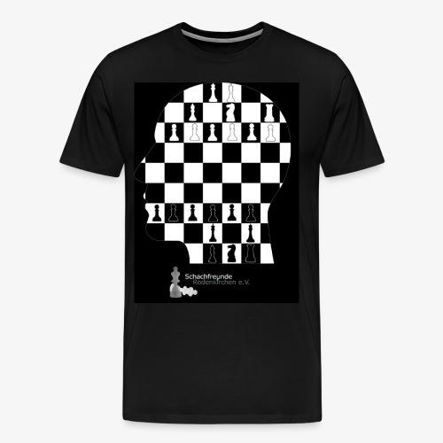 Schachfreunde Rodenkirchen - Männer Premium T-Shirt
