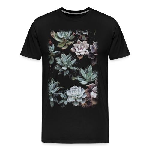A Succulent Dream - Männer Premium T-Shirt