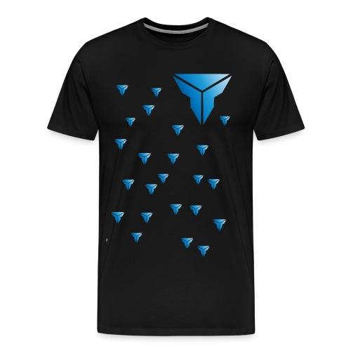 Sky - Männer Premium T-Shirt