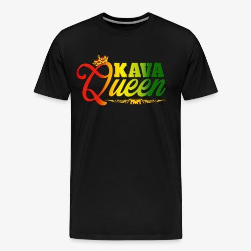 Kava Queen - Men's Premium T-Shirt