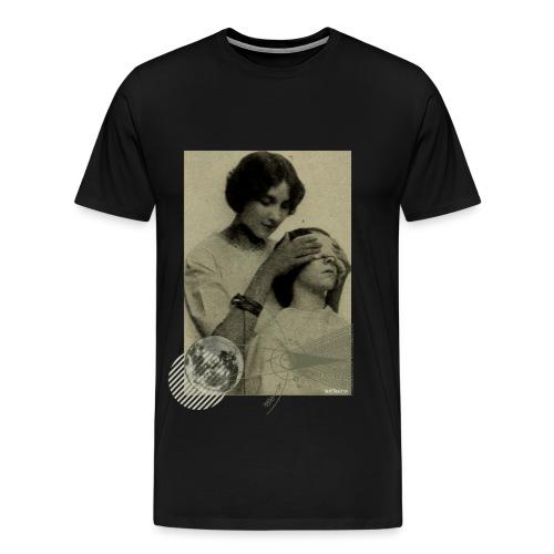 Lune aveugle - T-shirt Premium Homme