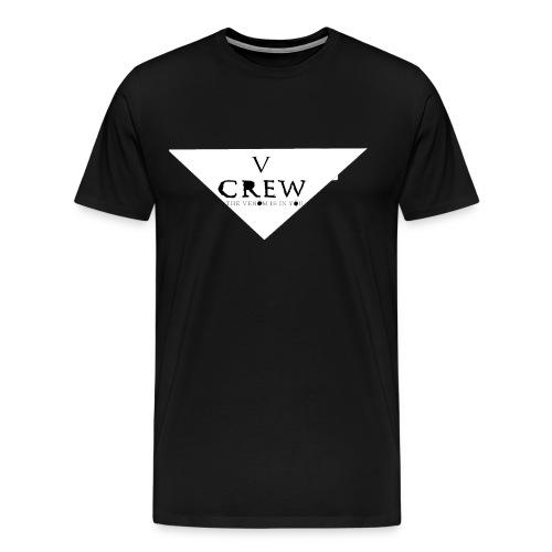 Merch Neue Kollektion (Verbessertes Logo) - Männer Premium T-Shirt