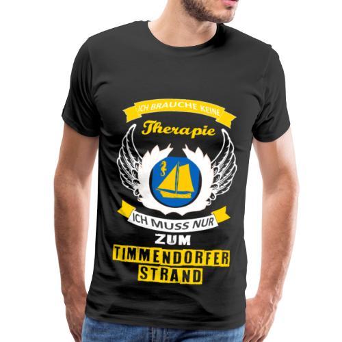 Timmendorfer Strand - Männer Premium T-Shirt