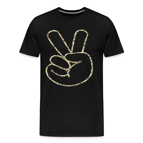 Pearce Hand Graphic - Men's Premium T-Shirt