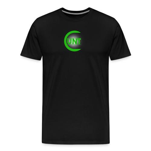 CUNT - Premium-T-shirt herr