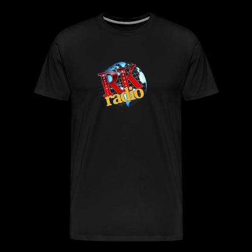 Rhythmic Karma Radio - Men's Premium T-Shirt
