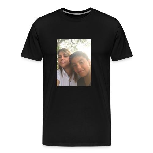 Muy ferst merch - Men's Premium T-Shirt