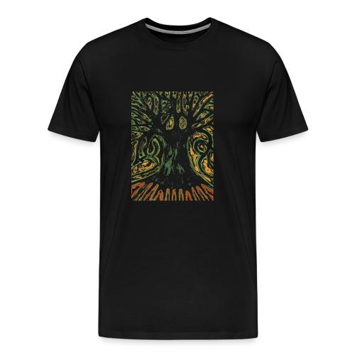 Primitive Tree - Koszulka męska Premium