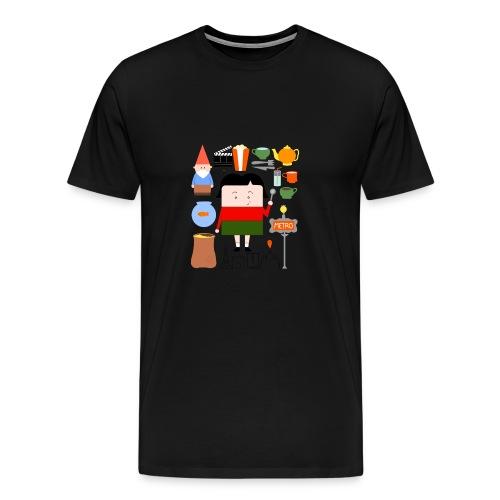 La Petite Amélie completa - women - Camiseta premium hombre