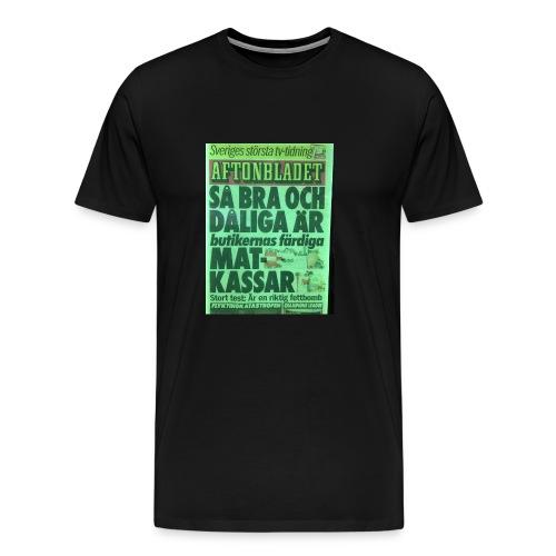 TEST2 - Premium-T-shirt herr