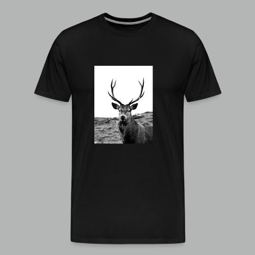 Stag - Men's Premium T-Shirt