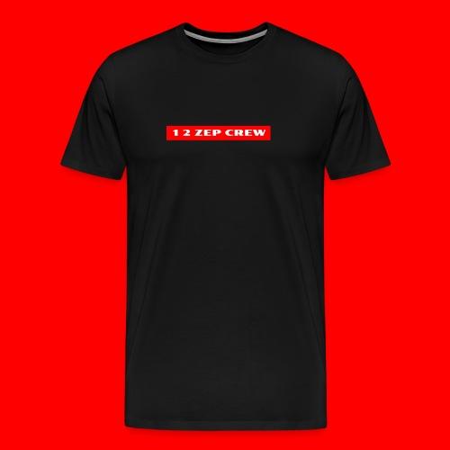 1 2 ZEP CREW Design - Men's Premium T-Shirt