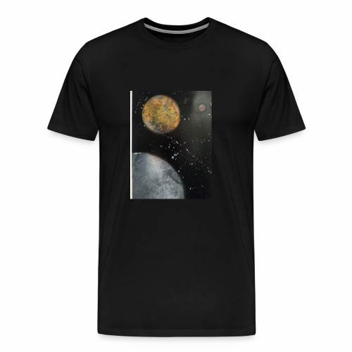Space - Men's Premium T-Shirt