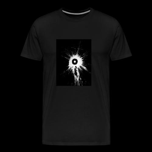 Schwarz Weiß - Männer Premium T-Shirt