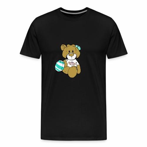 Teddy Echtwelt - Männer Premium T-Shirt