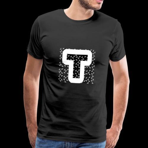 Tassa: Großes T - Männer Premium T-Shirt