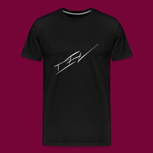 CEV SIGN LOGO - by CevGraphics - Männer Premium T-Shirt