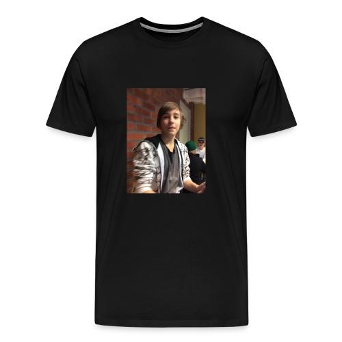Wille - Premium-T-shirt herr