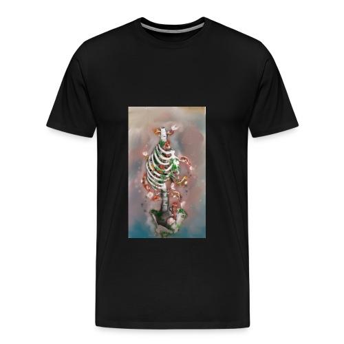 scheletrokoi - Maglietta Premium da uomo