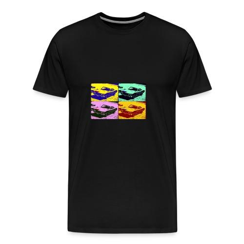 70er Torino War - Männer Premium T-Shirt