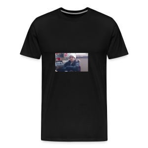cold boi - Premium-T-shirt herr