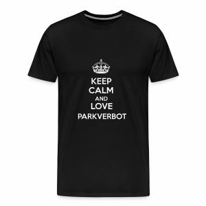Keep Calm - Männer Premium T-Shirt