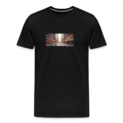 Tatou EasyRiser blanc - T-shirt Premium Homme