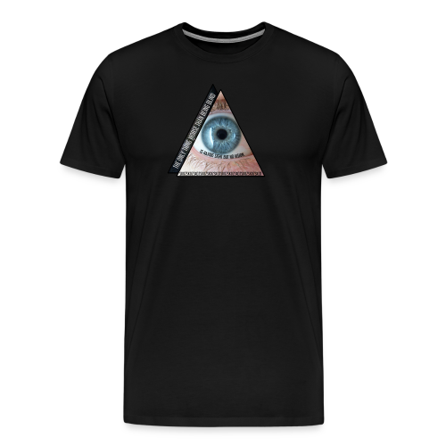 No Vision - Männer Premium T-Shirt