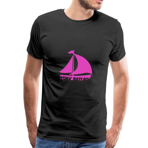 PINK SAILOR - Men's Premium T-Shirt