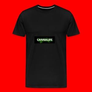 Cannalife - Herre premium T-shirt