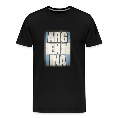 Argentina - Männer Premium T-Shirt