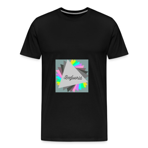 beefworld - Men's Premium T-Shirt