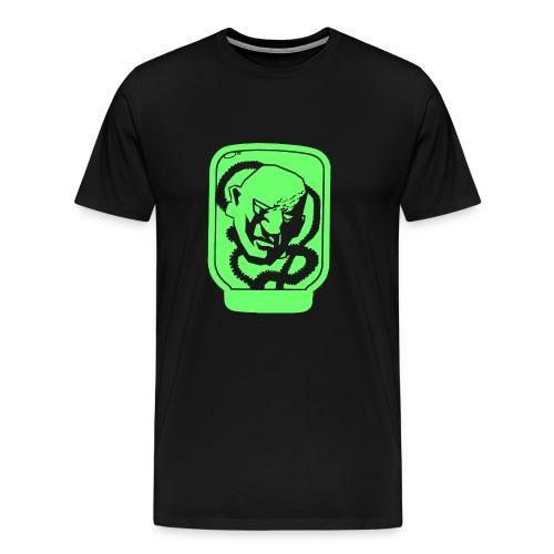 Head in a jar - Premium-T-shirt herr