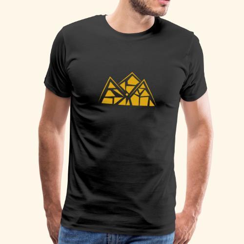 Berg - Männer Premium T-Shirt