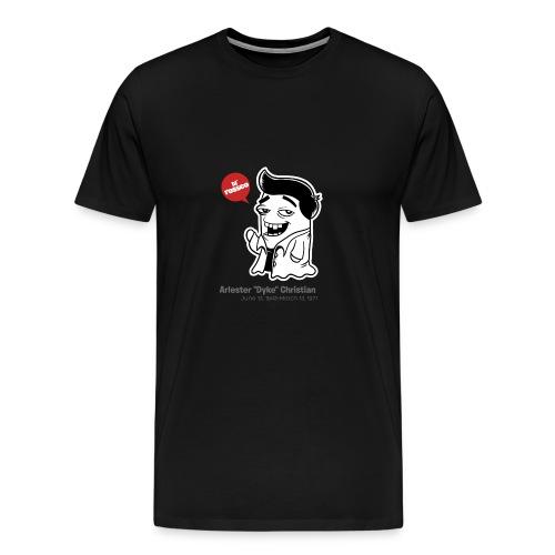 Arlester Dyke Christian - Men's Premium T-Shirt