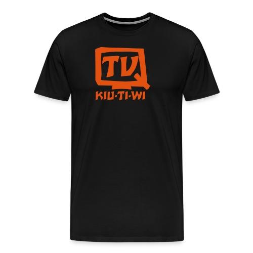 QTV - Die Show für tolle Familien - Männer Premium T-Shirt