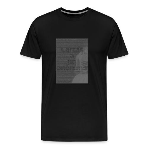 Cartas a un anónimo - Camiseta premium hombre