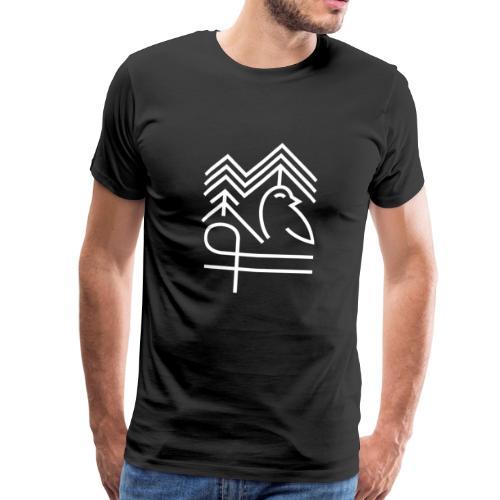 Goethes Frühling Spezial - Männer Premium T-Shirt