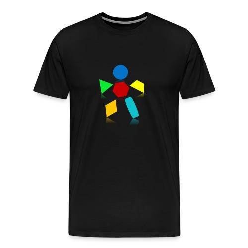 Form - Männer Premium T-Shirt